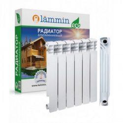 Радиаторы отопления (Lammin) Алюминевые -Биметалические